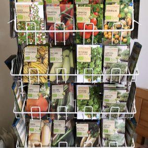 Bio Gemüsesamen